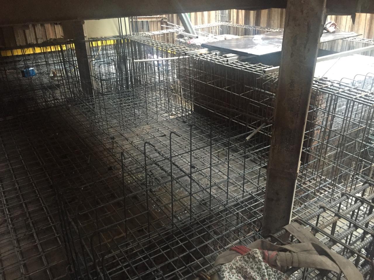 xây chung cư mini