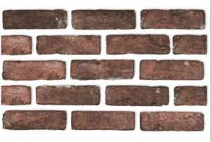 gạch thẻ giả cổ ốp tường